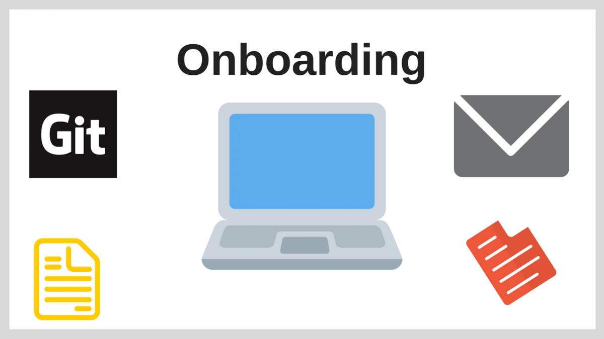 Organisation Onboarding