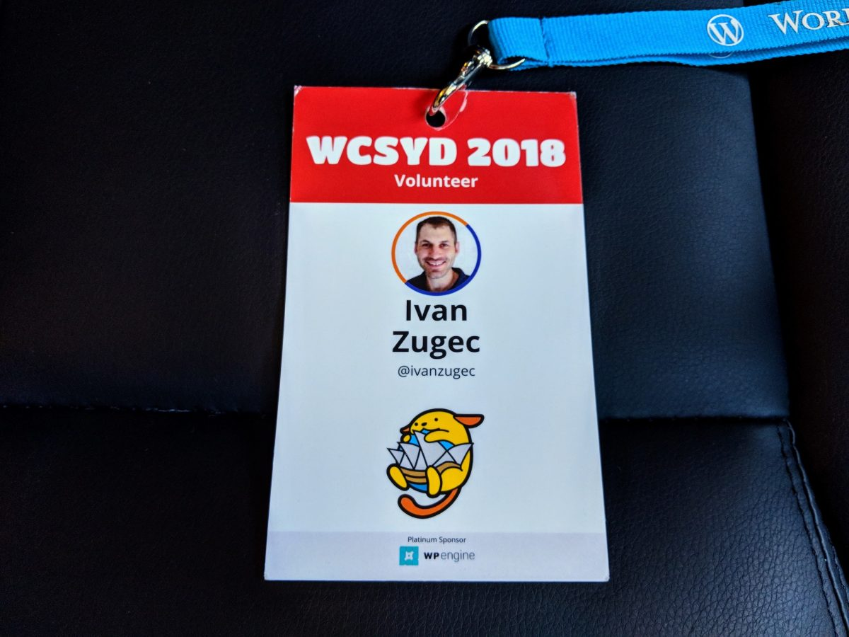 WordCamp Sydney 2018 Review