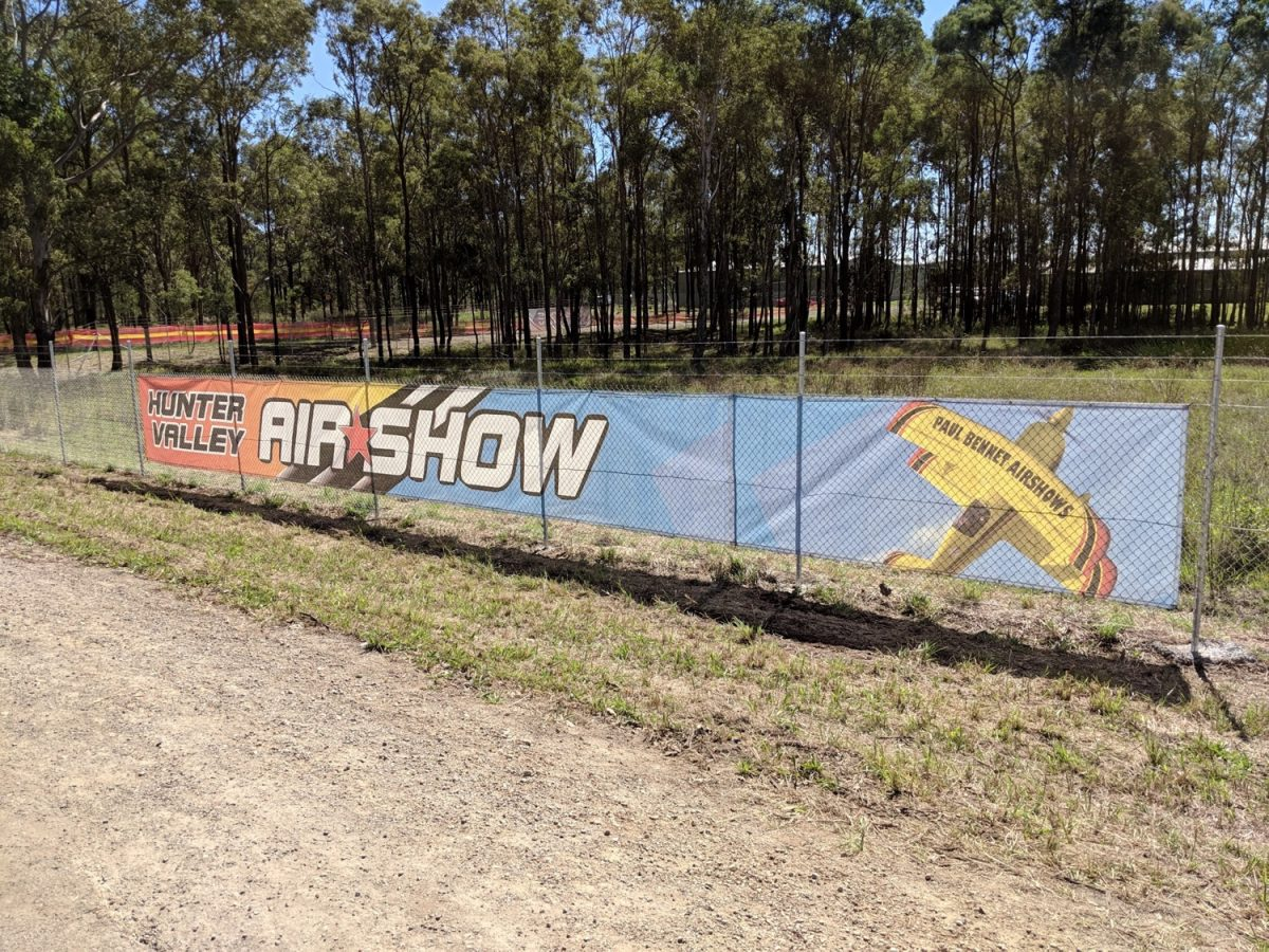 Hunter Valley Airshow 2019